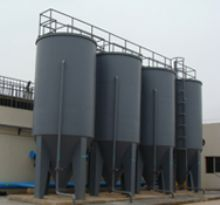 GNL inner loop flow sand filter