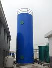 Pulse type UBF anaerobic reactor